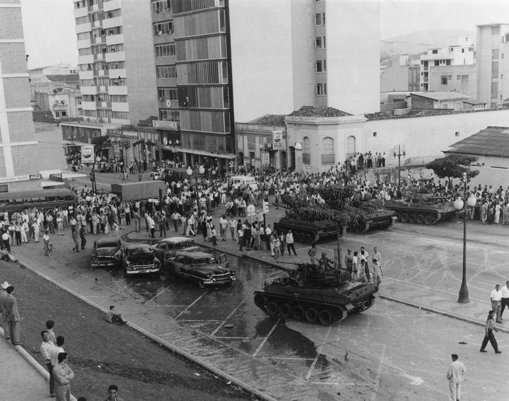 Cuatro lecciones sobre el 23 de enero de 1958