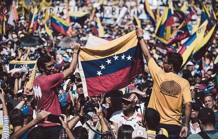 La juventud venezolana en la historia política