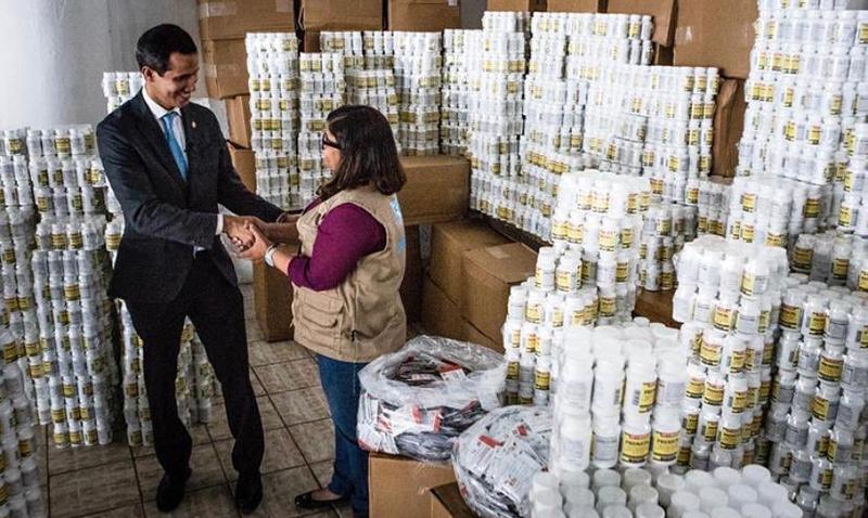 Conociendo a AVESSOC, la organización que recibió el primer lote de ayuda humanitaria