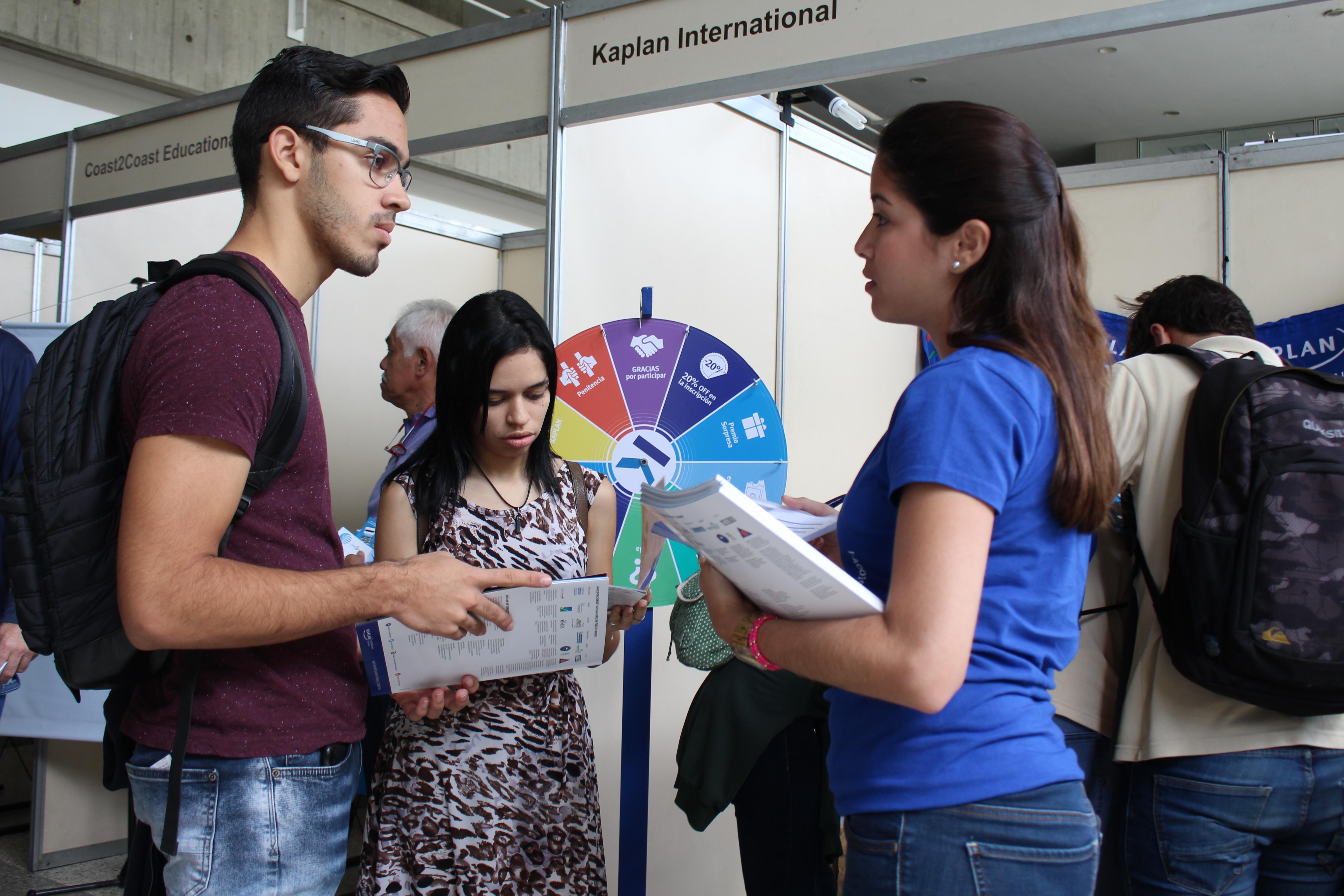 Regresa la Feria de Oportunidades de Estudio en el Exterior