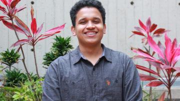 Luis Noriega: El medioambiente también es asunto de jóvenes