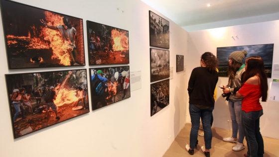 Arte y fotoperiodismo se juntan en la exposición World Press Photo 2018