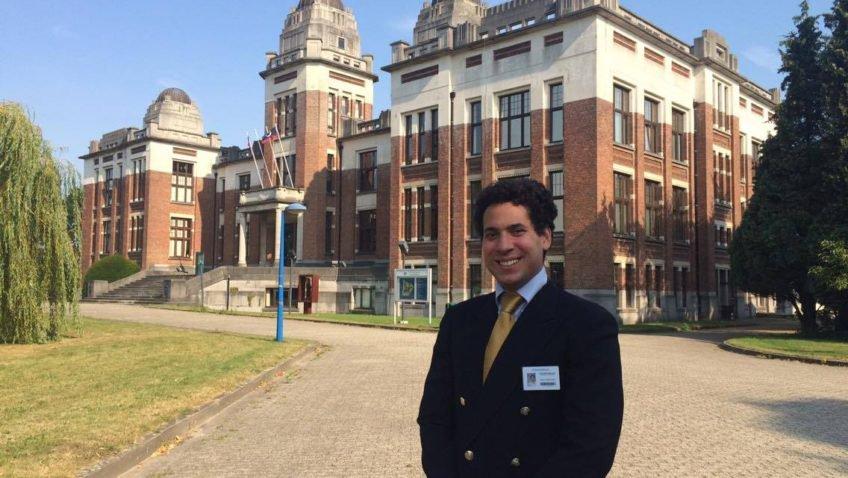 Ucabista dirigirá programa de Derecho Internacional en Bélgica