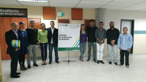UCAB Guayana promueve la defensa de Derechos Humanos