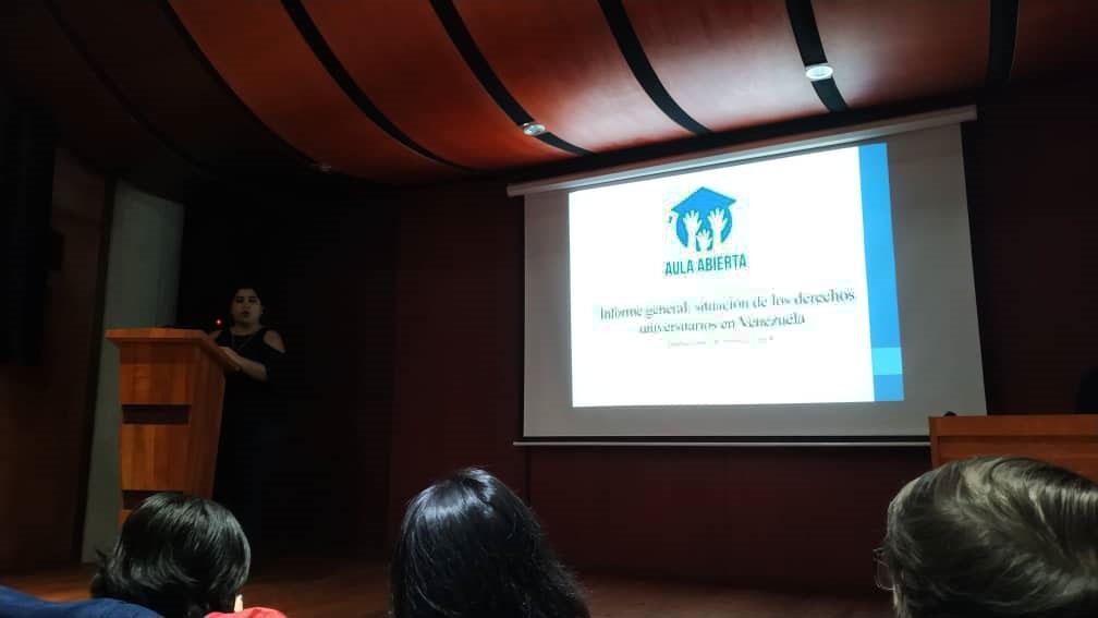 UCAB Guayana también promueve la defensa de la libertad académica