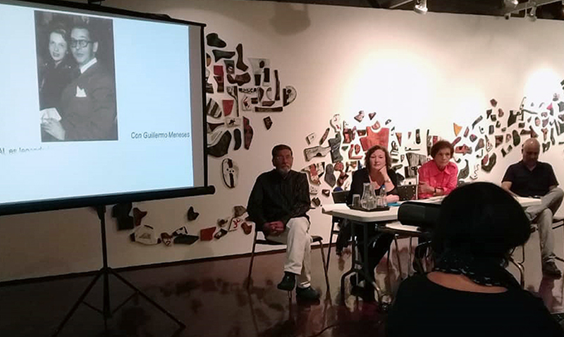 Centro Cultural UCAB participó en tributo a Sofía Ímber