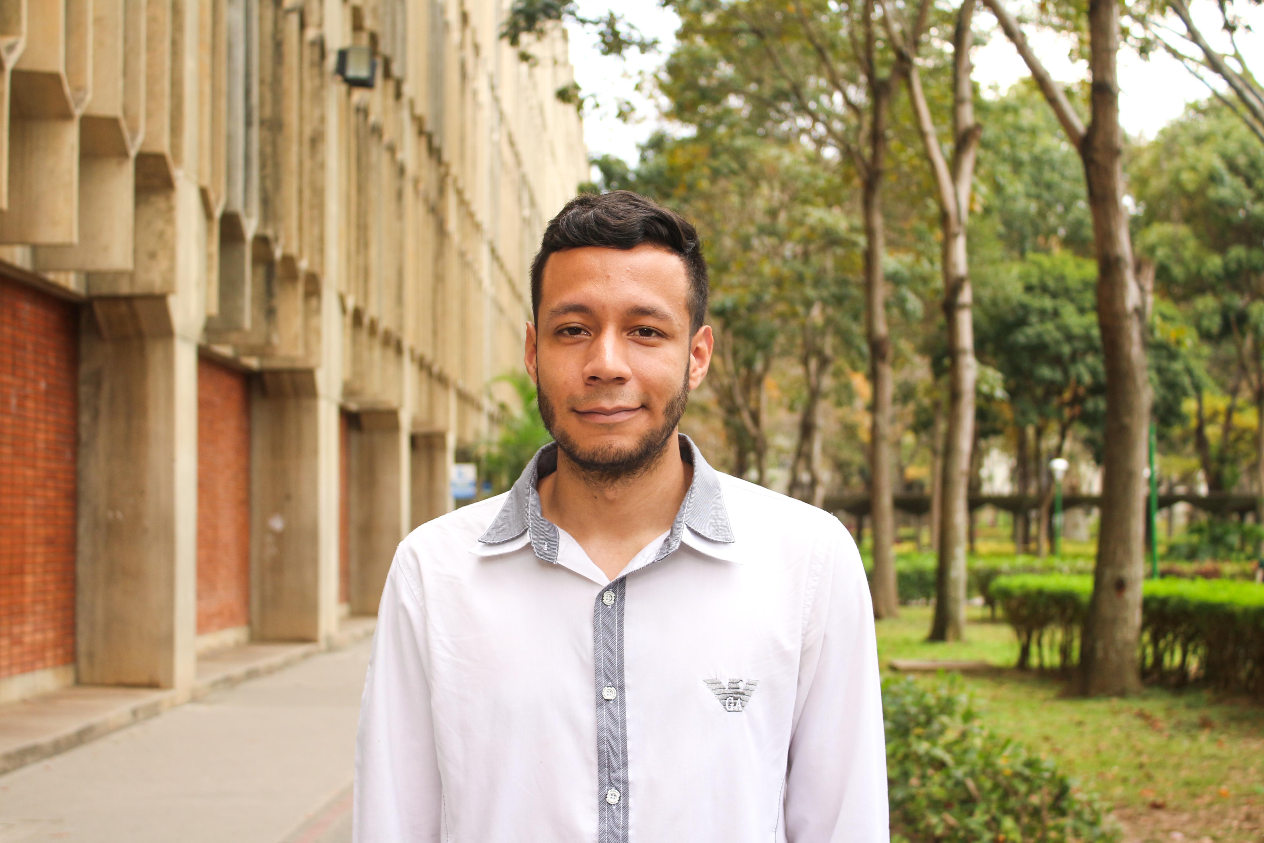 Raikjars Africano: pasión y compromiso por la ingeniería