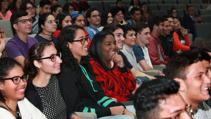 Inducciones Marzo 2019: La emoción de comenzar en la UCAB