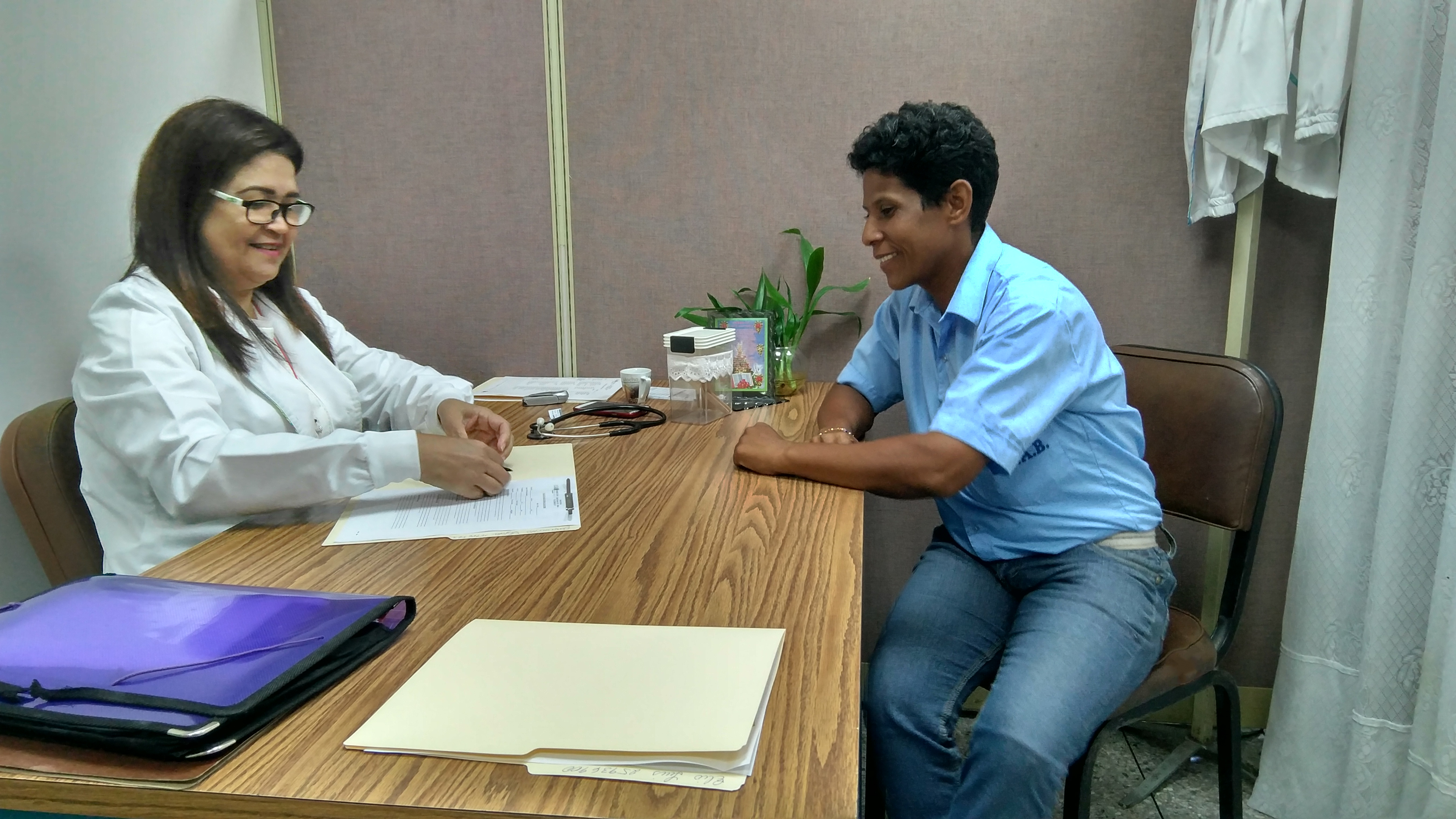 UCAB Guayana estrenó Servicio Médico