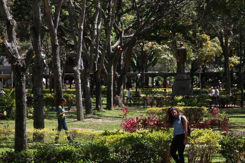 Campus de la UCAB clasificó en el puesto 163 del Green Metric Ranking de universidades sustentables