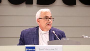 """Francisco Virtuoso desde Deusto: """"La solución a la crisis del país no es externa"""""""