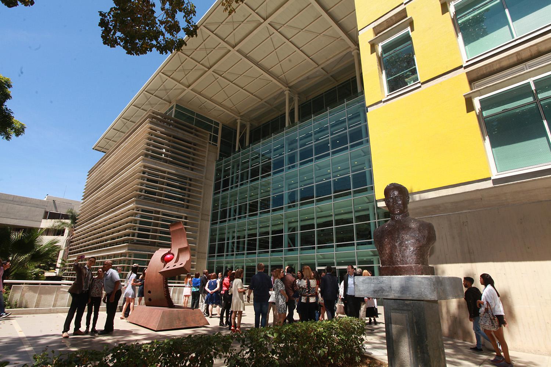 Galardonado el Centro Cultural UCAB por su trabajo en la difusión del arte