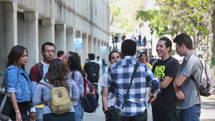 La UCAB ofrece una experiencia académica que sobrepasa fronteras