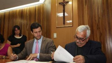 La alcaldía de El Hatillo suscribió con la UCAB convenio para sacar provecho del servicio comunitario