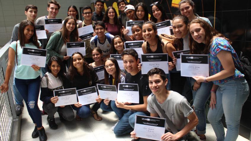 Segunda jornada de Mundo UCAB culminó con certificación de participantes