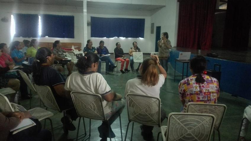 Futuros líderes ambientales recibieron entrenamiento en UCAB Guayana