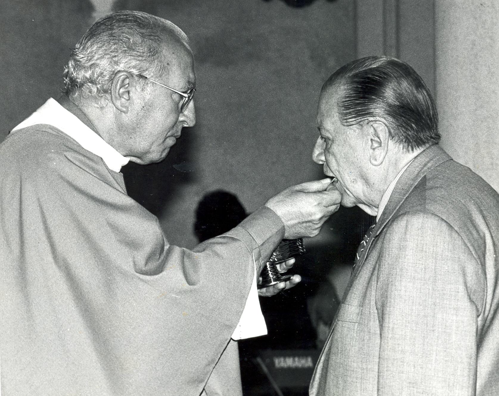 Rafael Baquedano: el sacerdocio en su máxima expresión