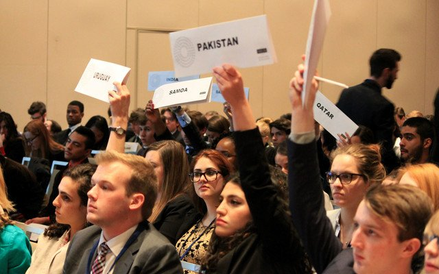 Modelos de Naciones Unidas abren espacios para la formación integral del ucabista