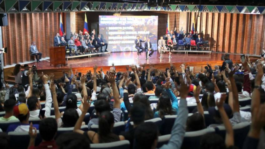 Universidades presentarán a Juan Guaido propuestas de reconstrucción nacional
