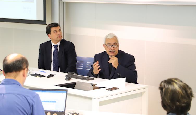Francisco Virtuoso desde España: «El pueblo venezolano está empeñado en conquistar la democracia y la libertad»