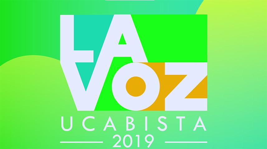 Ellos son los finalistas de La Voz Ucabista 2019