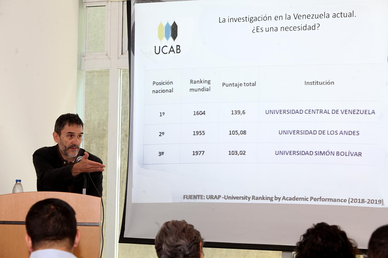 """""""La investigación universitaria es el terror de las dictaduras"""""""