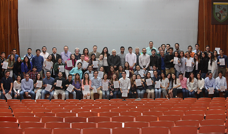 Autoridades entregaron credenciales a los representantes estudiantiles para el período 2019-2020