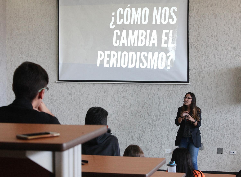 El periodismo y la labor ciudadana centraron discusión durante foro celebrado en la UCAB