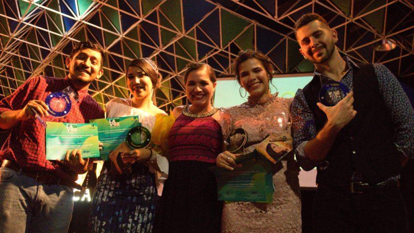 Ellos son los ganadores de La Voz Ucabista 2019