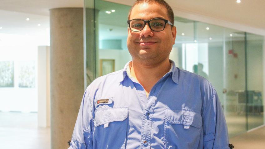 José Olmos: «Siempre hay razones para celebrar el Día del Periodista»