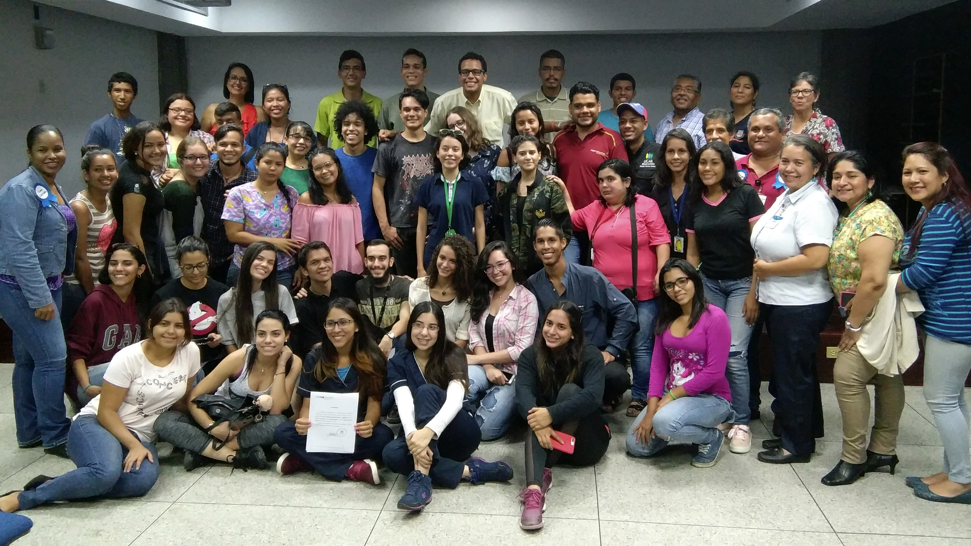 Semana de la Escuela de Educación de Ucab Guayana se celebró con formación y entretenimiento