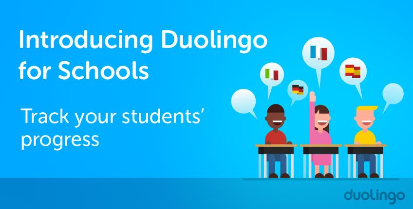CDLE pone a disposición de los estudiantes «Duolingo for Schools» para mejorar su inglés
