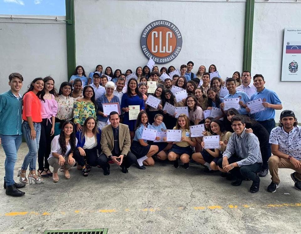 El CIC-UCAB certificó a 37 estudiantes de bachillerato en formación ciudadana
