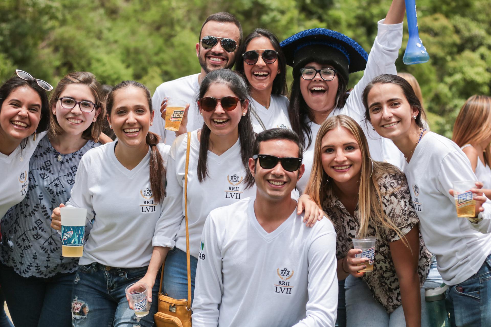 Así celebraron los graduandos del período 2018-2019 (+Fotogalería)