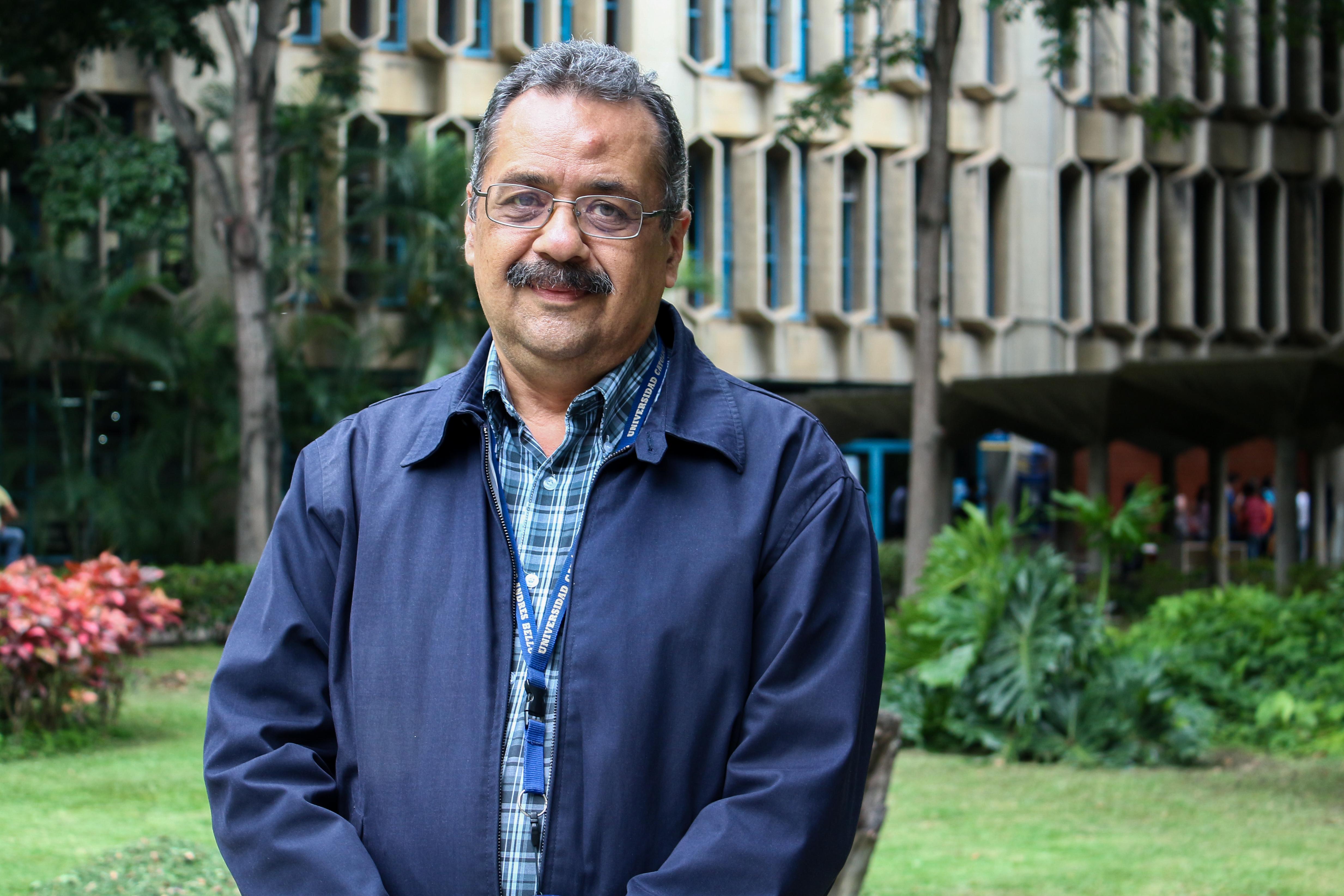 Profesores que inspiran: Pedro Vicente Navarro