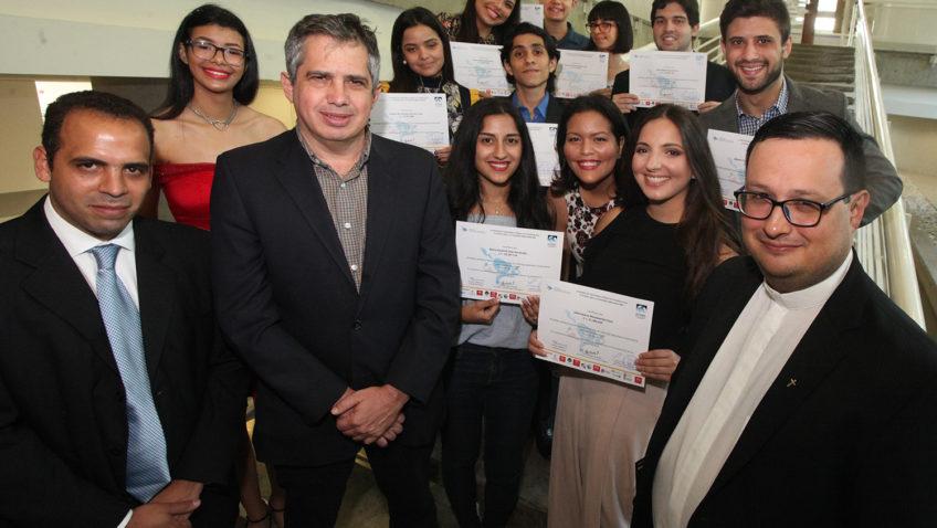 PLIUL UCAB graduó a su duodécima cohorte