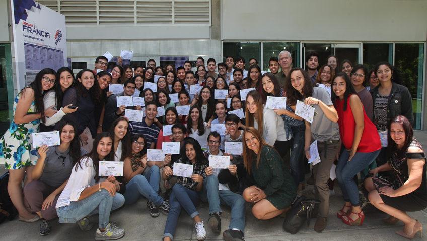 Más de 160 ucabistas fueron reconocidos por su labor como voluntarios durante el período 2018-2019