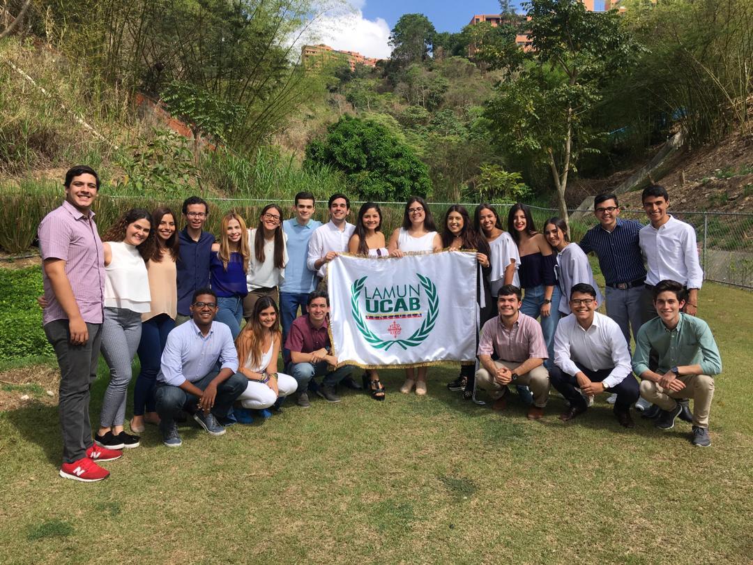 LAMUN UCAB comenzó su preparación para competir en Colombia en 2020