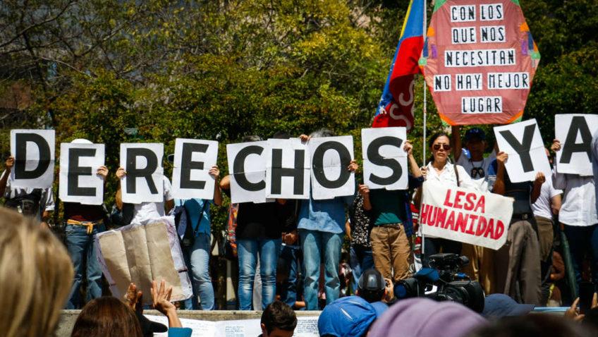 Centro de Derechos Humanos UCAB ofrece curso gratuito sobre protección de DDHH