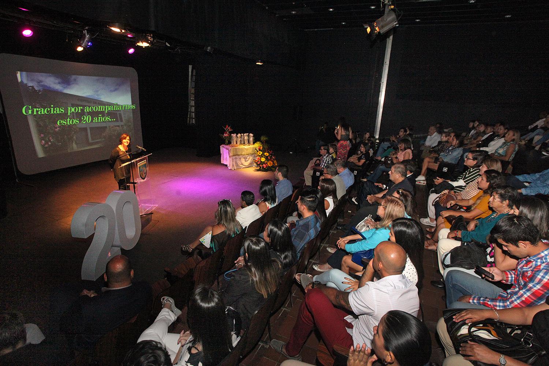 Centro de Salud Santa Inés celebró con su personal dos décadas de trabajo ininterrumpido