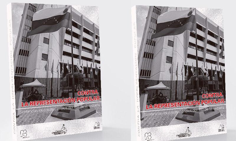 Abediciones publicó libro que analiza ataques del TSJ contra el parlamento