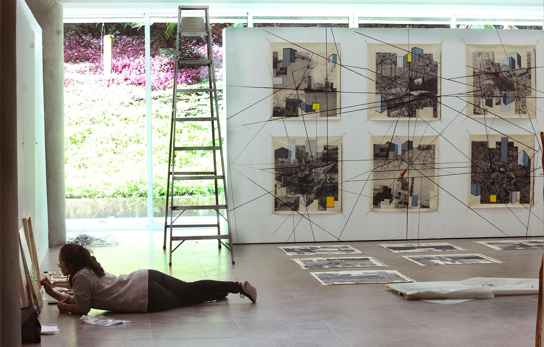 El Salón Jóvenes con FIA 2019 llenará de arte emergente al Centro Cultural UCAB