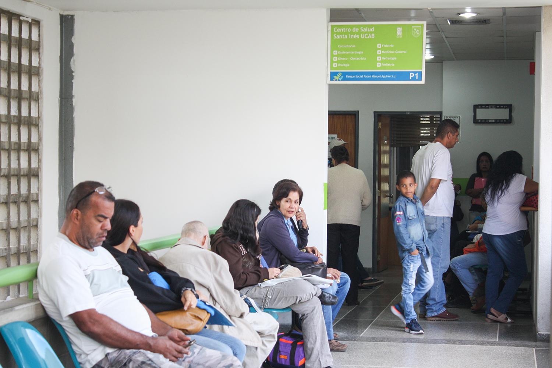 Centro de Salud Santa Inés de la UCAB mantendrá abiertas sus puertas durante la cuarentena