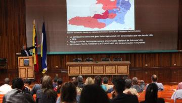 Primer taller de regionalización del Plan País abordó situación social de la región capital