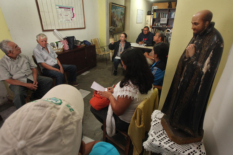 Red Educativa San Alberto Hurtado: una propuesta local para el logro de la misión