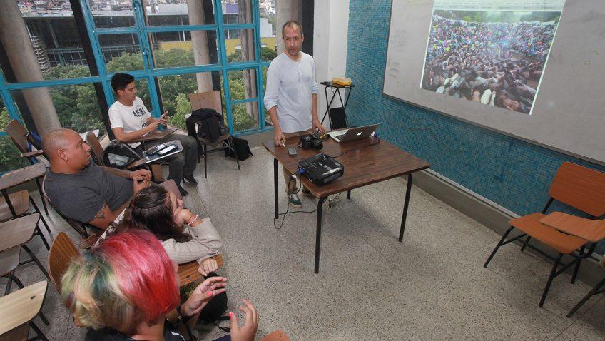 Escuela de fotografía de Roberto Mata inauguró sede en la UCAB