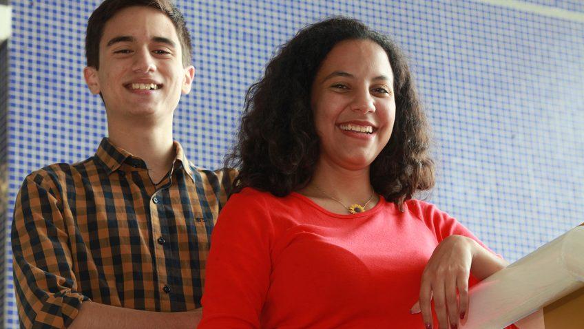 Dos ucabistas integran el equipo ganador del Premio de periodismo Gabo 2019