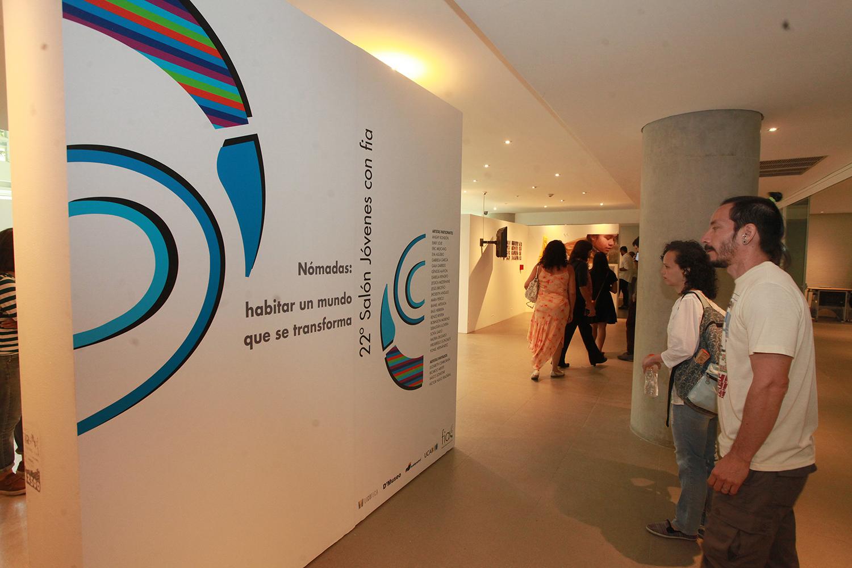Salón Jóvenes con FIA 2019 ya tiene ganadores. Exposición se mantendrá en la UCAB hasta noviembre