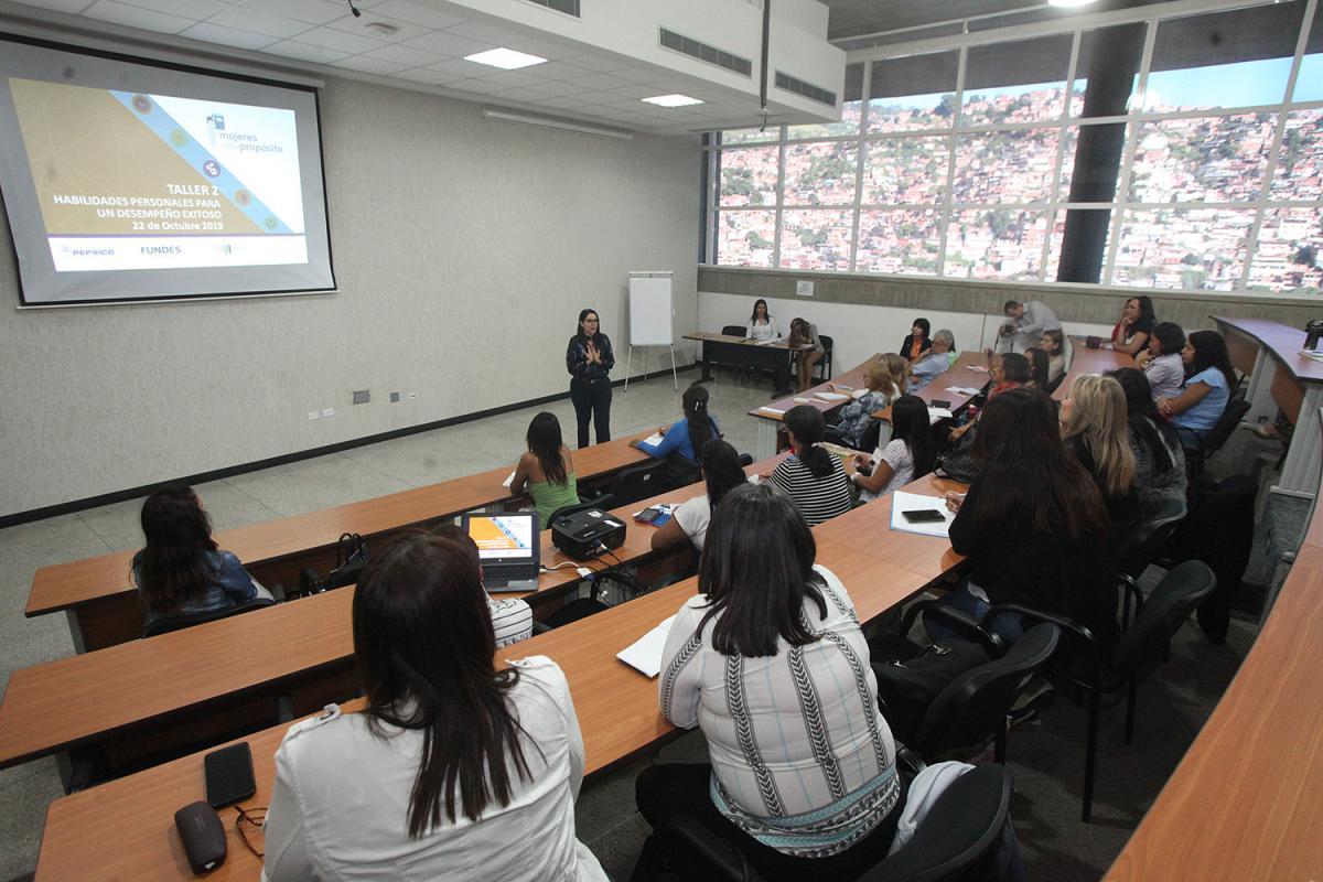 La UCAB y la State University of New York dictan cátedra conjunta