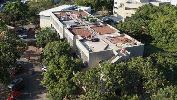 La UCAB le dará a Caracas su primer «techo verde» abierto al público